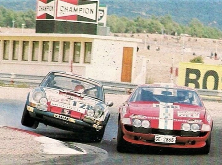 Tour de France 1971 avec Victor Elford en Ferrari.jpg