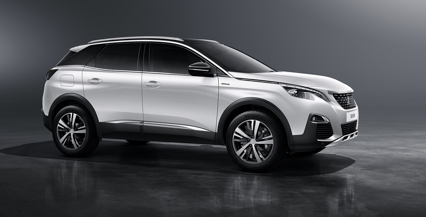 The Motoring World The All New Peugeot 3008 Has Arrived In The Uk