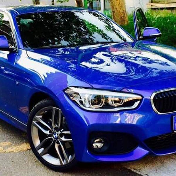 BMW Serie 1 118d M-Sport